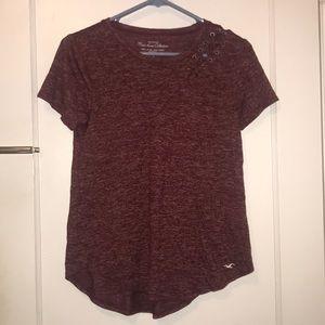 Hollister Tops - Hollister size small T-shirt